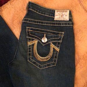 True Religion size 32 jeans. Excellent condition